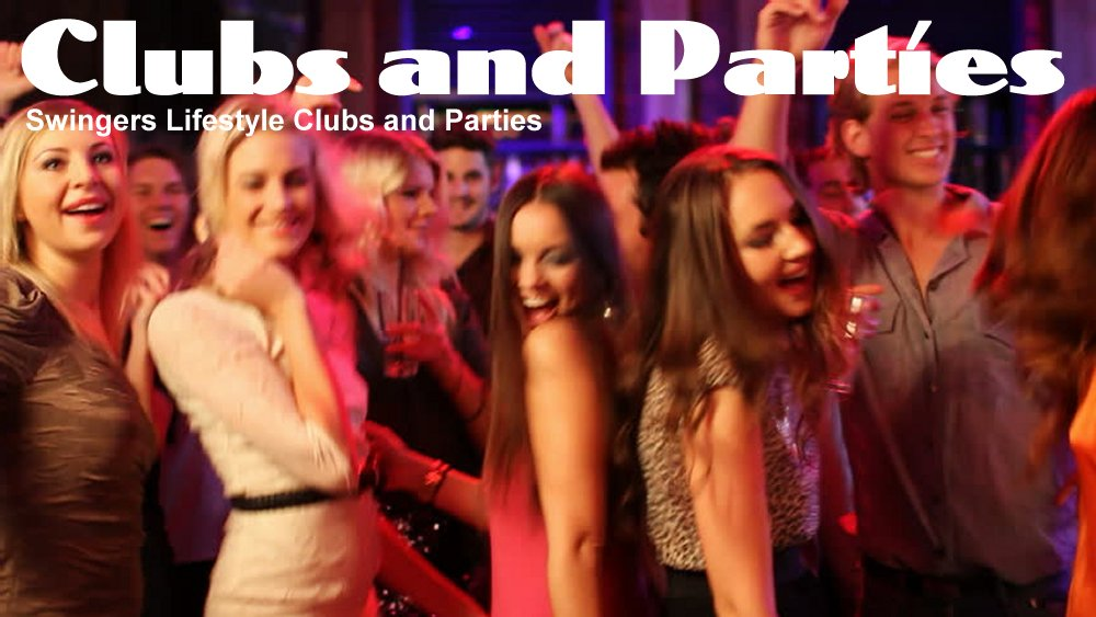 swinger lifestyle party
